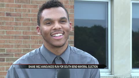 Teen candidate announces run for Mayor of South Bend