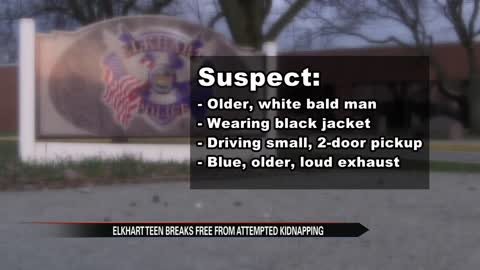 Teenage girl fights off attempted abduction in Elkhart