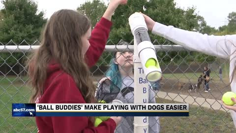 Teens pay it forward to local community pets
