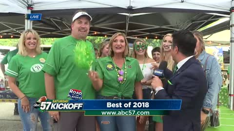 The best of ABC57 Saturday Kickoff