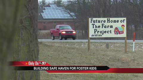 """The Farm"" for foster kids in LaGrange ready to build"
