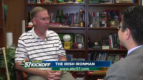 The Irish Ironman: Inside the career of Notre Dame's John Heisler