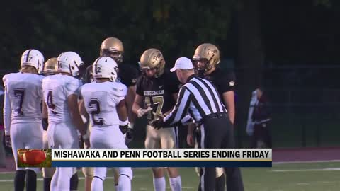 The Penn and Mishawaka football rivalry will come to an end on...