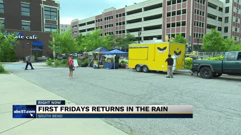 First Fridays: entertainment and music in downtown South Bend