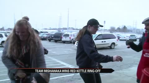 The Salvation Army Kroc Center's Red Kettle Ring Off raises money for community