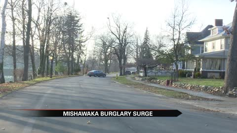Upsurge of burglaries took place in Mishawaka neighborhoods