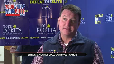 Todd Rokita may challenge Mueller investigation if he wins primary