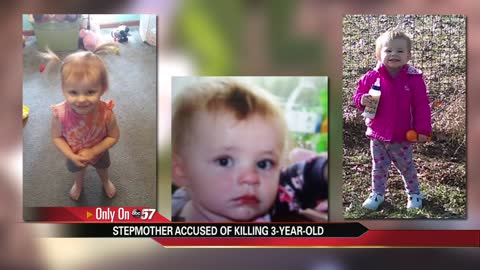 Toddler bound, beaten, starved allegedly by stepmother and father