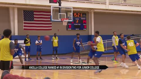Local stars leading Ancilla College to top national hoops ranking