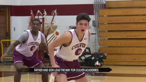 Father and son duo building success at Culver Academies
