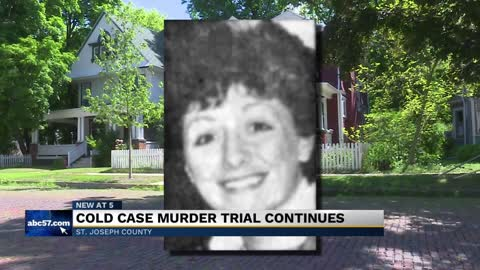 Trial continues in 1988 South Bend murder case