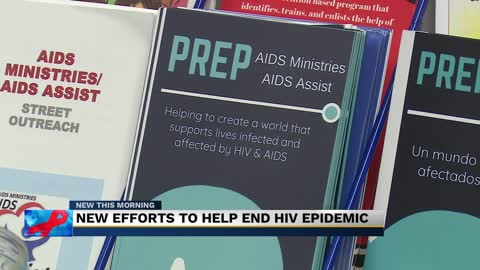 Trump Administration looks to end HIV epidemic