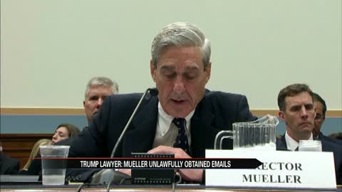 Trump transition accuses Mueller of improperly obtaining emails