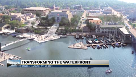 Transforming the waterfront