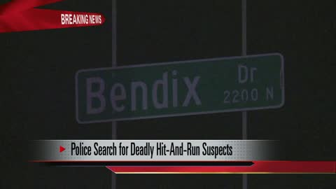 Two dead after fatal hit-and-run accident near South Bend International Airport