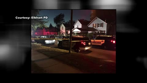 Police identify two people shot in Elkhart