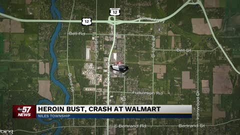 Two suspects arrested in Wal-Mart for multiple charges