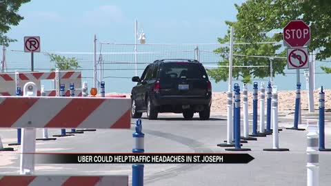 Uber could help traffic headaches in St. Joseph