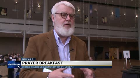 United Religious Community of St. Joseph County holds annual Prayer Breakfast