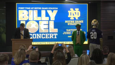 University announces next concert at Notre Dame Stadium