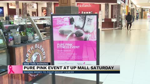 University Park Mall hosting first ever Pure Pink Fitness Event
