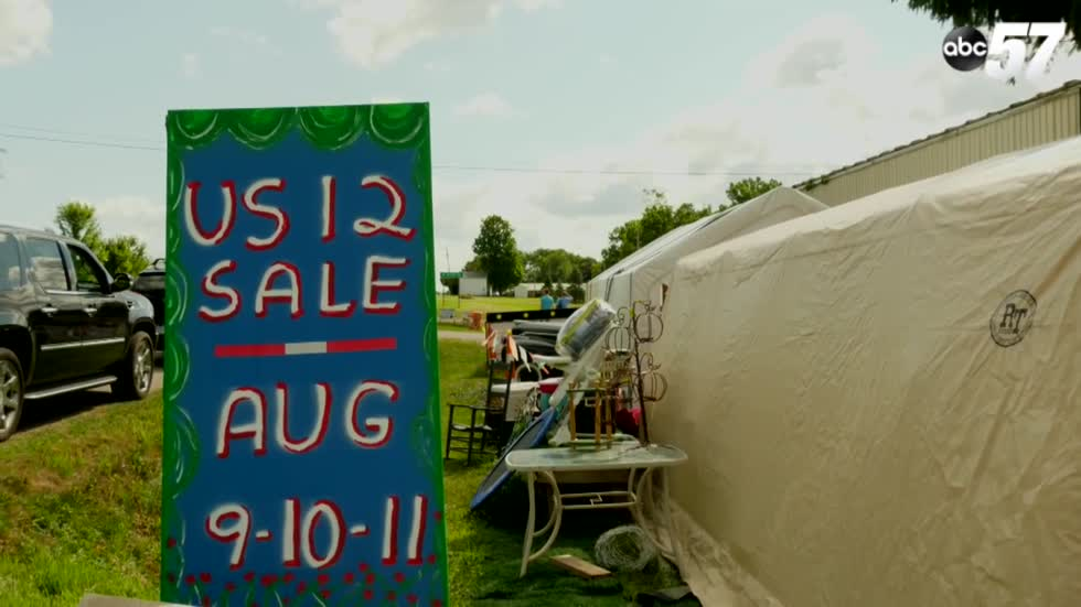 Michigan S Longest Garage Sale Kicks Off August 9