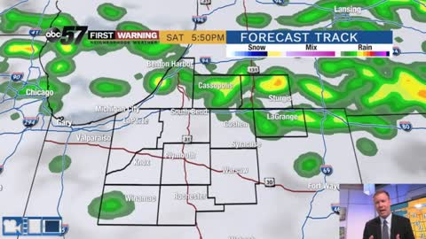 Dodging showers and storms this weekend
