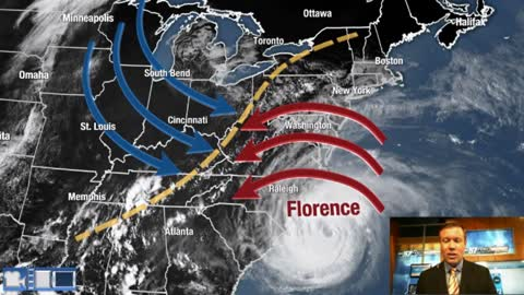 Michiana in the clear as Florence hits the Carolinas