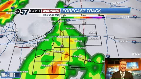 Big change: Transition to fall Wednesday