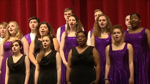 Clay High School Choir: For the Beauty of the Earth