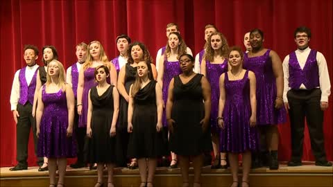 Clay High School Choir: Somewhere in my Memory