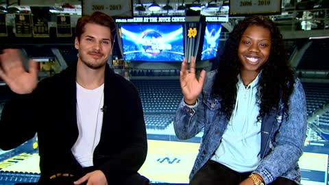 Notre Dame's Arike Ogunbowale revealed as final dancer on Dancing with the Stars