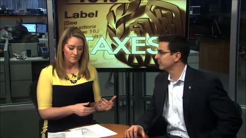 uploader edward jones financial advisor breaks down taxes part...