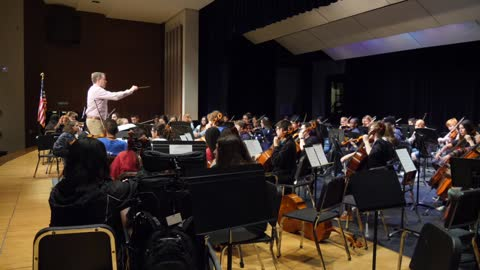 Elkhart Central H.S. Symphony Orchestra with United Sound: Sounds...