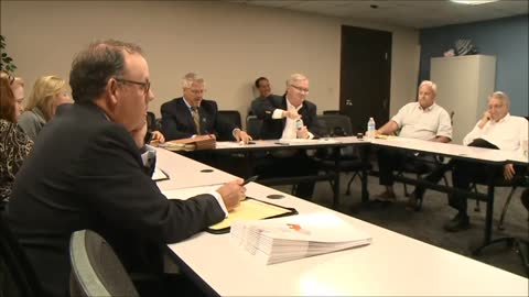 WEB EXCLUSIVE: Task force meeting kicks off with heated discussion