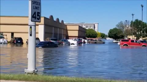 Hundreds of people evacuated due to severe flooding in Nebraska