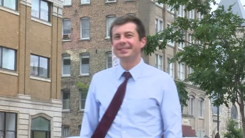 Mayor Pete Buttigieg in the national spotlight