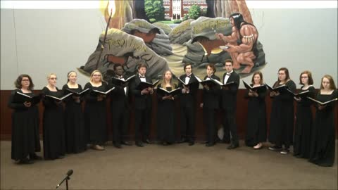 Sounds of the Season: Mishawaka High School Choir - How far is it to Bethlehem