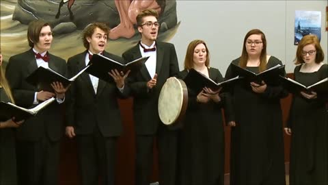 Sounds of the Season: Mishawaka High School Choir - Pat a Pan