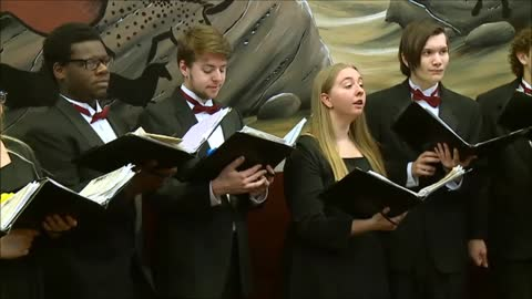 Sounds of the Season: Mishawaka High School Choir - We Wish You a Merry Christmas