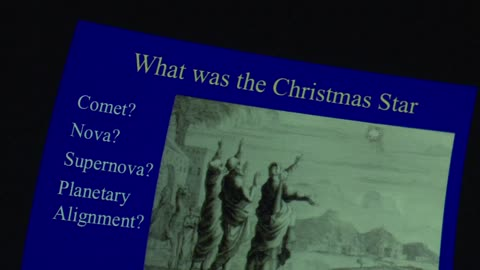 Notre Dame professor explores link between Christmas Star and birth of Christ