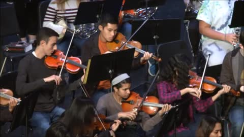 Sounds of the Season: Penn High School Orchestra - Sleigh Ride