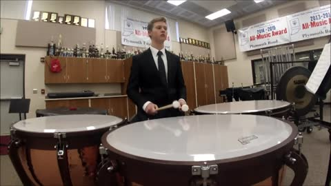 Plymouth High School Band - Christmas Declaration