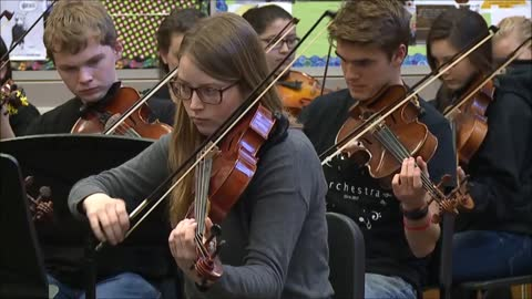Plymouth High School Orchestra - Sounds of the Season