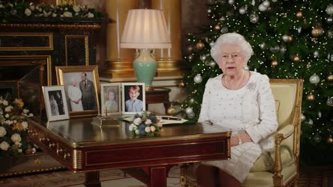 Queen pays tribute to terror and fire victims in Christmas speech