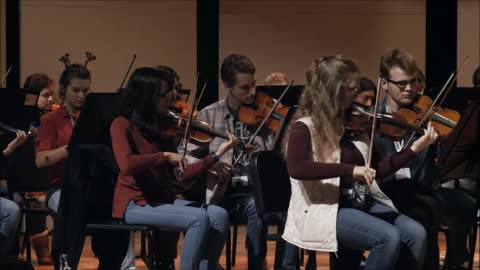 Sounds of the Season 2018: Goshen High School Orchestra