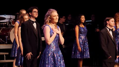 Penn High School Rhapsody 'Christmas Mem'ries'