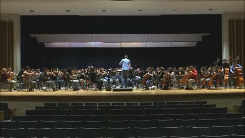 Elkhart Central Symphony Orchestra 'Dance of the Reed Flutes'