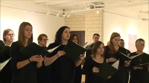 South Bend Chamber Singers Silent Night