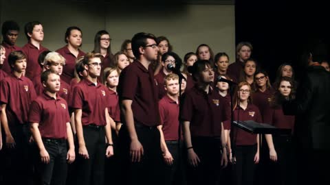 Sounds of the Season 2018: Mishawaka High School Combined Choirs